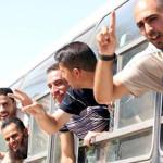 Liberan a 26 presos palestinos antes de las negociaciones