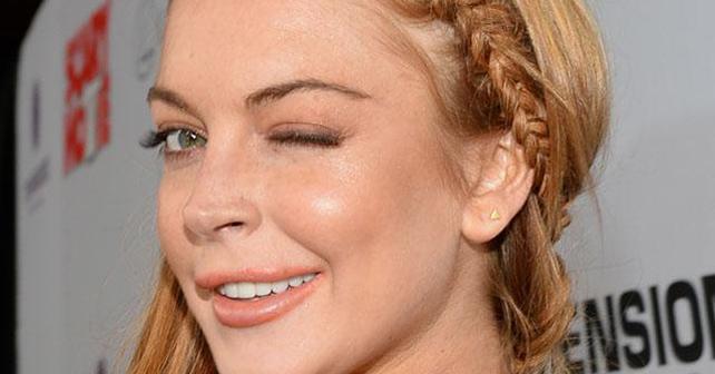 Photo of Lindsay Lohan tiene otra adicción
