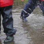 Se atienden eventualidades causadas por las lluvias en los municipios de Abasolo y Celaya; no se registran daños en viviendas