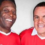 """Pelé y el """"Cuau"""", juntos en comercial"""