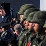 Preside Miguel Márquez Márquez, el Programa Estatal Cívico Militar en Irapuato