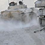 Siria lanzó bombas químicas en atentado; EU prepara posible ataque este jueves