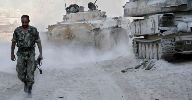 Photo of Siria lanzó bombas químicas en atentado; EU prepara posible ataque este jueves