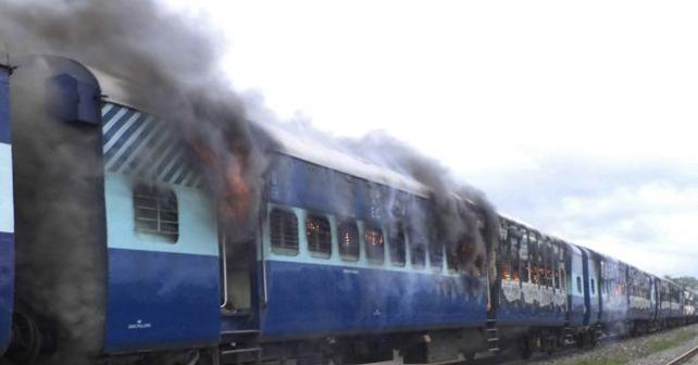 Photo of Se los lleva el tren, 37 muertos en la India