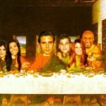 Cuñado de la Kim Kardashian se siente Jesucristo