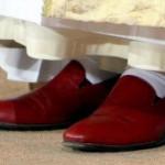 Pónte en los zapatos del Papa