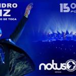 Gana 2 boletos para el concierto de Alejandro Sanz