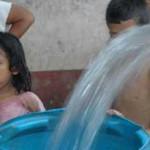 Cloran agua como medida de protección contra enfermedades