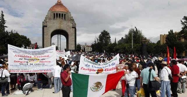 Photo of CNTE se reubica en 20 de Noviembre dejando libre el Zócalo