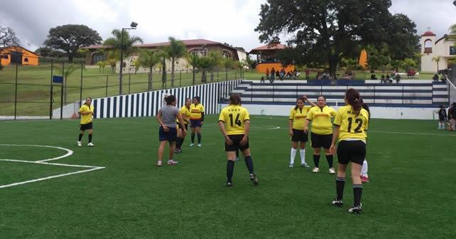 Photo of Cuerámaro 11 San José de la Paz 0: fútbol femenil