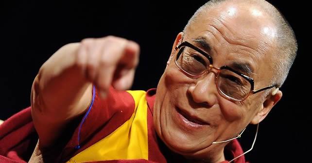 Photo of El Dalai Lama en Guanajuato