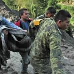 Deslave en Veracruz deja 12 muertos