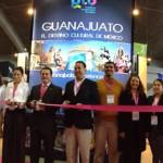 Guanajuato en FITA 2013; Sexto destino turístico en México