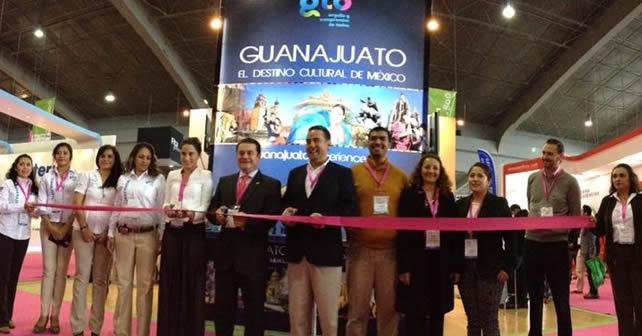 Photo of Guanajuato en FITA 2013; Sexto destino turístico en México