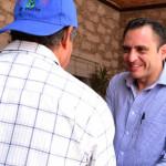 Entrega alcalde de La Piedad apoyos económicos y en especie