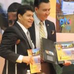 Rinde el primer informe Gerardo Elizarrarás Vela