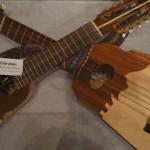Exposición de instrumentos musicales latinoamericanos