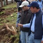 Pénjamo posible que se declare zona de desastre; Márquez ofrece apoyo