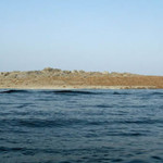 Aparece nueva isla en Pakistán