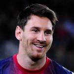 Messi lleva la mitad de su vida en el Barça