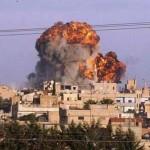 Siria muerte y desolación; ataques a escuelas principal objetivo