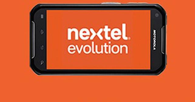 nextel evolution ok