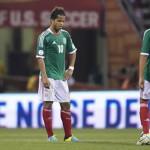 """México """"fuera del mundial""""; pierde 2-0 contra Estados Unidos"""