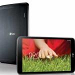 LG presenta su nueva tableta