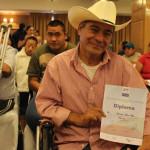 Impulsa Gobierno del Estado oportunidades para personas con discapacidad