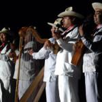 Amalia Hernández y su ballet folklórico se presentan con gran éxito