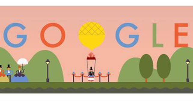Photo of Google celebra en paracaídas