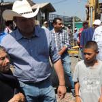 Tres comunidades beneficiadas por obras por 10.1 millones de pesos
