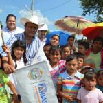 Cuatro obras que valen 6 millones de pesos para Abasolo