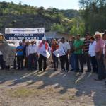 Obras para Cuerámaro