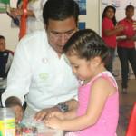 Gran participación de irapuatenses en la romería