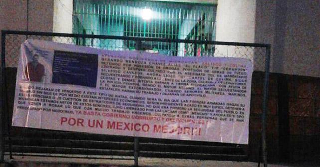 Photo of Dejan mantas en La Piedad