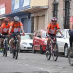 60 ciclistas de montaña en Rock and Rodando