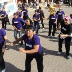 """A bailar a favor de los penjamenses en """"desgracia"""""""