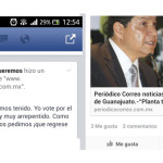 "Se enfrentan ""alcaldes"" en Cuerámaro"