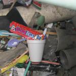 """Alcantarillas """"inundadas"""" de basura en el Centro Histórico de Irapuato"""