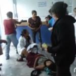 Nace bebé en el suelo; otra negligencia, ahora en Tehuacán  (VIDEO)