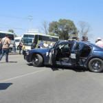 Campesinos bloquean carreteras en Guanajuato