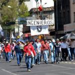 Maestros de la CNTE decidirán sobre repliegue de campamento