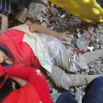 Derrumbe deja lesionados en Abasolo