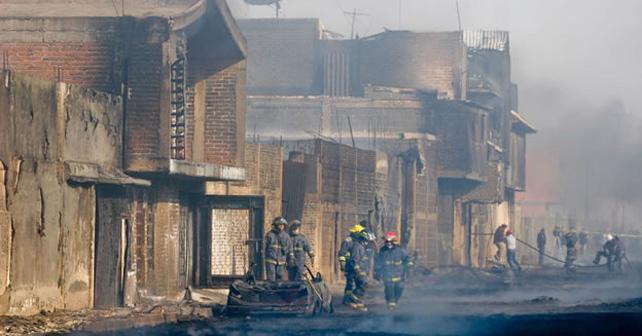 Photo of Explosión en gasera poblana deja cuatro muertos
