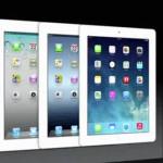 """Apple presenta la """"tremendamente rápida"""" iPad Air"""