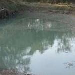 Mantos acuíferos contaminados por Turbio: Acámbaro, Celaya, Salamanca e Irapuato