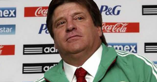 """Photo of """"Vamos a estar en el Mundial"""", Miguel Herrera"""