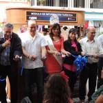 Inauguran Módulo de Información Turística