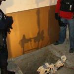 Encuentran moderno narcotúnel frente al aeropuerto de Tijuana